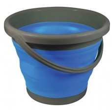 Collapsable Silicon bucket BLUE 5L