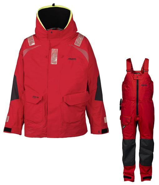 Musto MPX Set (Jacket and Trousers)