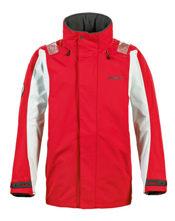 Musto Breathable BR1 Inshore Jacket