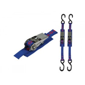 Ratchet Tie Downs - Stainless Steel Heavy Duty Transom 800kg